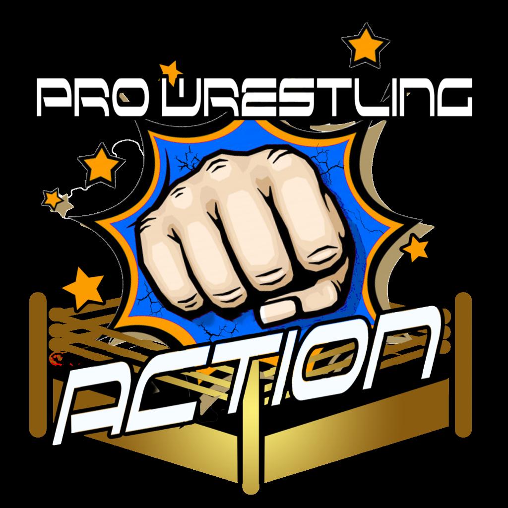 Pro Wrestling Action Logo