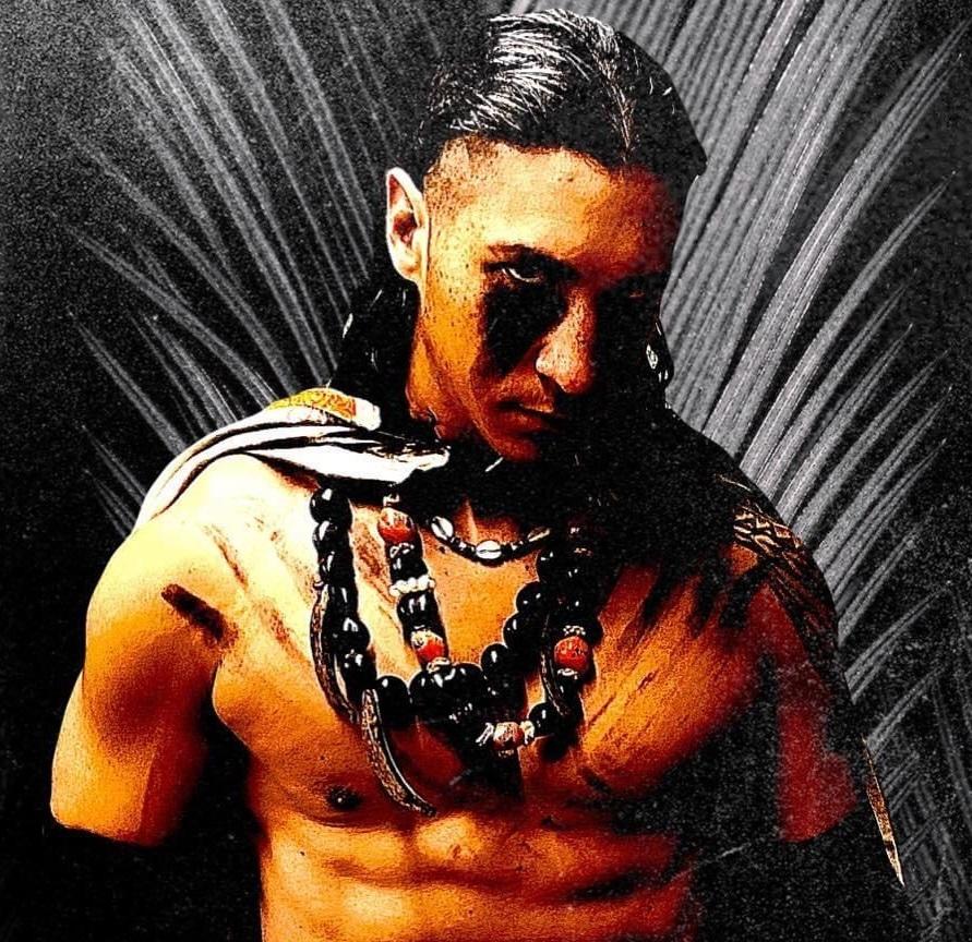 Kekoa, the Hawaiian Warrior