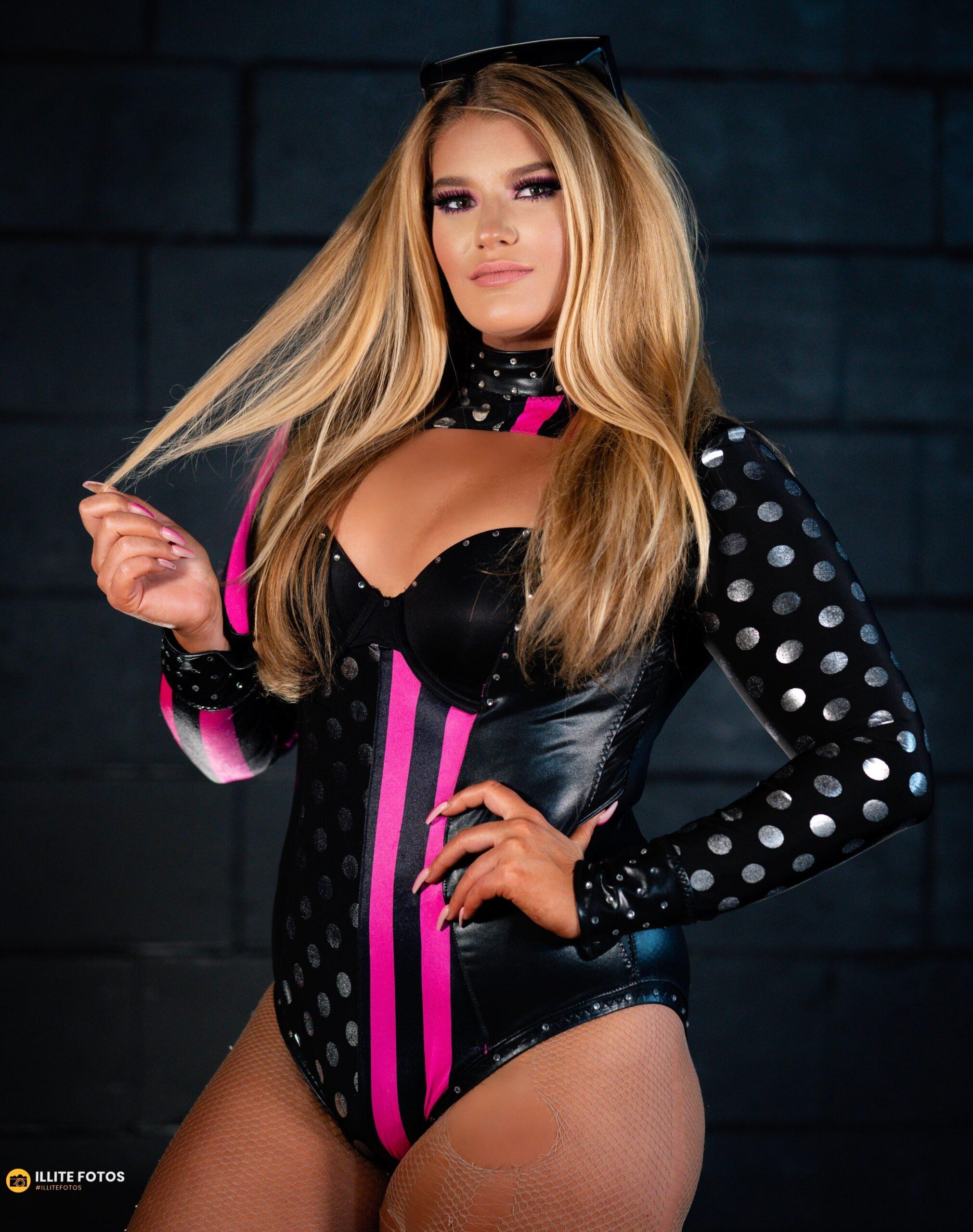 The Detroit Barbie, Marina Tucker